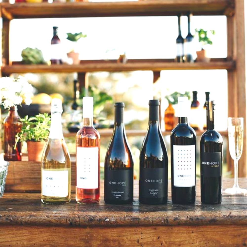 wine tasting fundraiser -