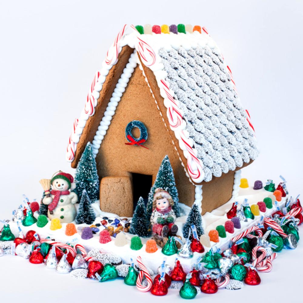 Gingerbread House kit -