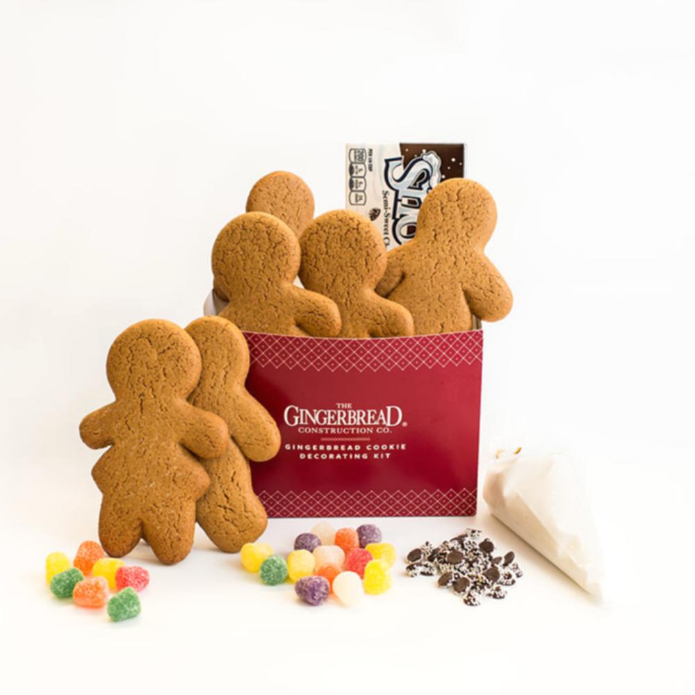 gingerbread cookie kit -