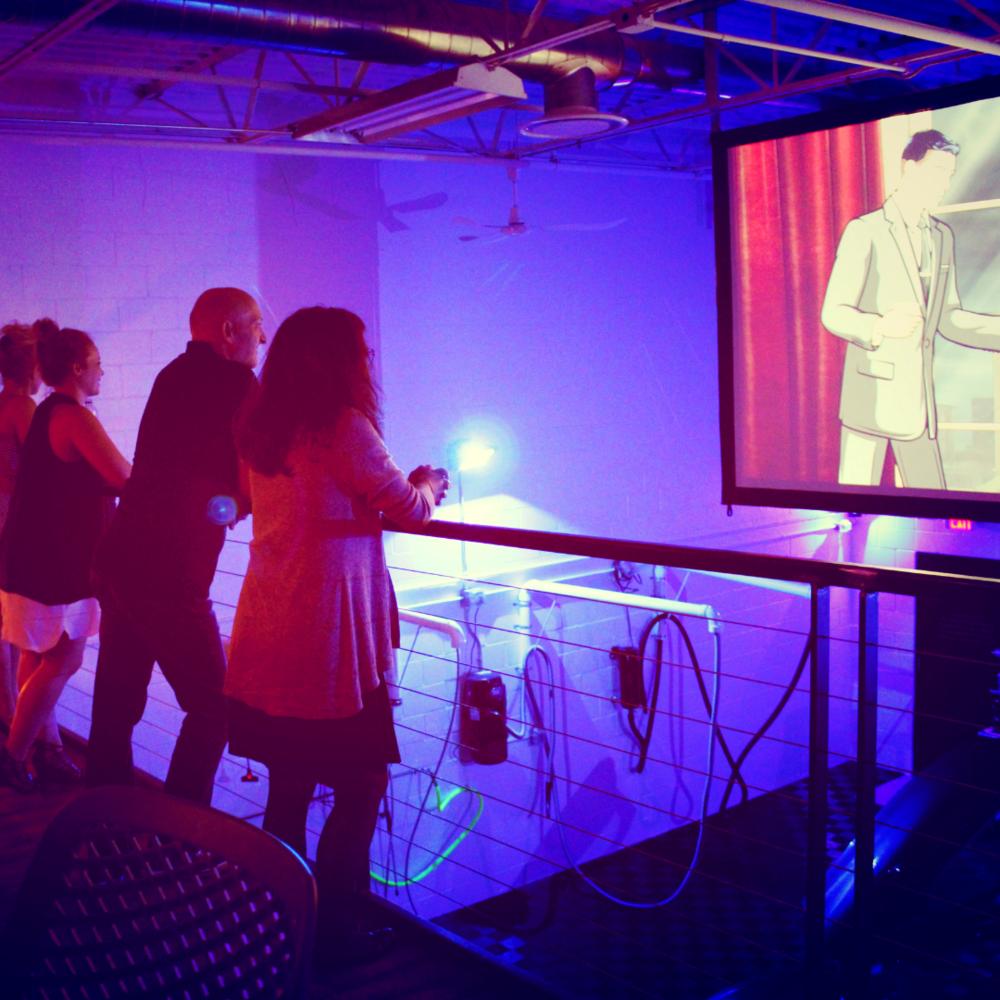 10 foot projector screen -