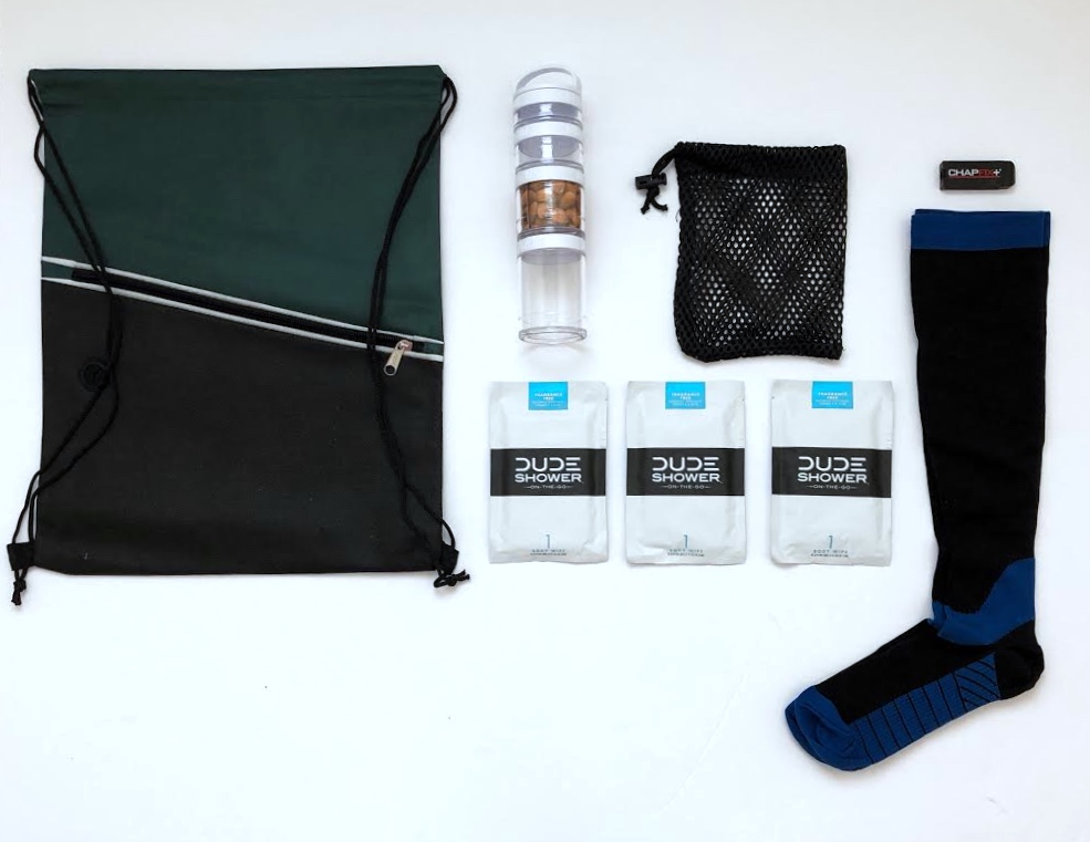 barre + bag boys collection