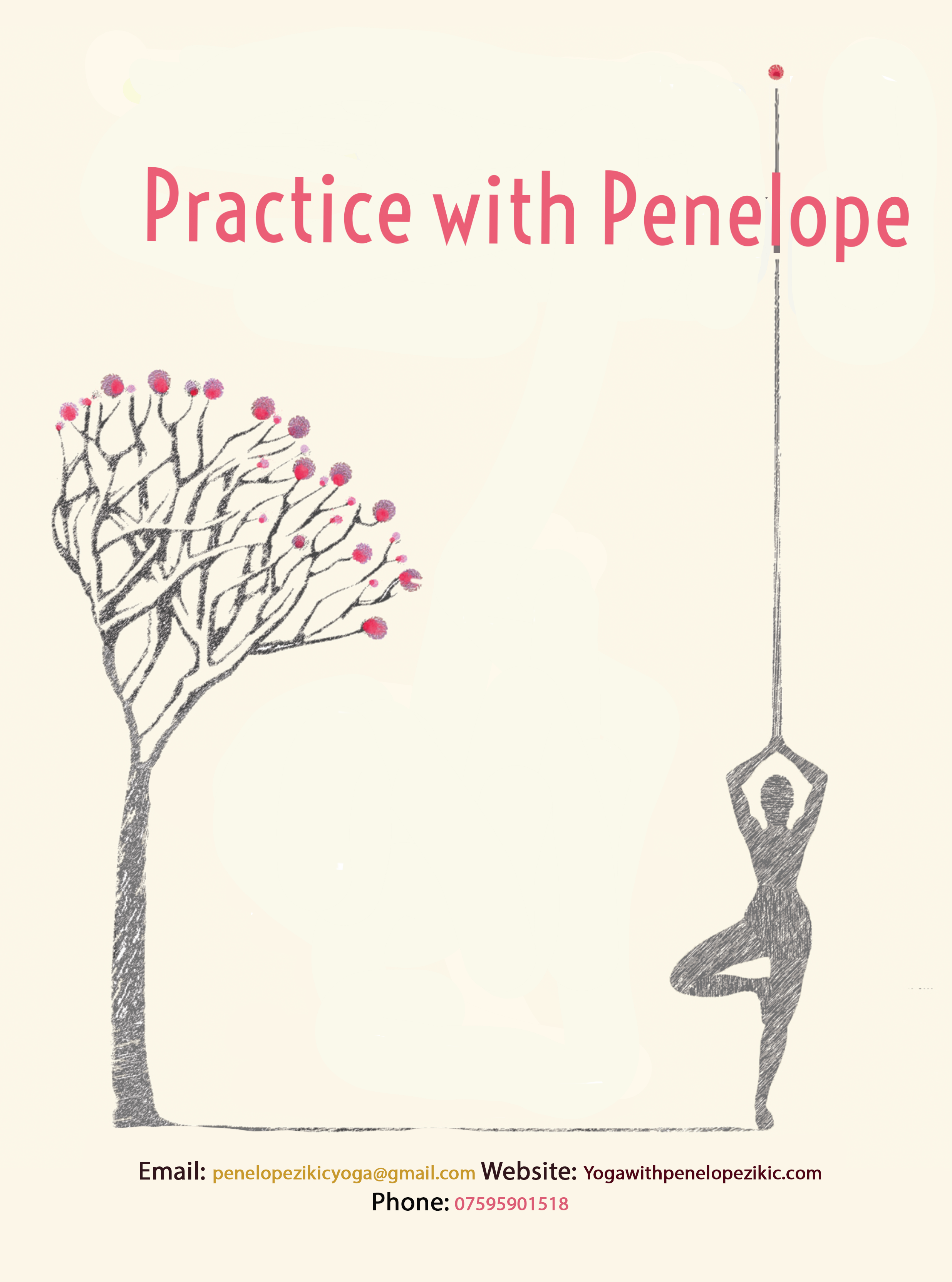 Yoga With Penelope Zikic