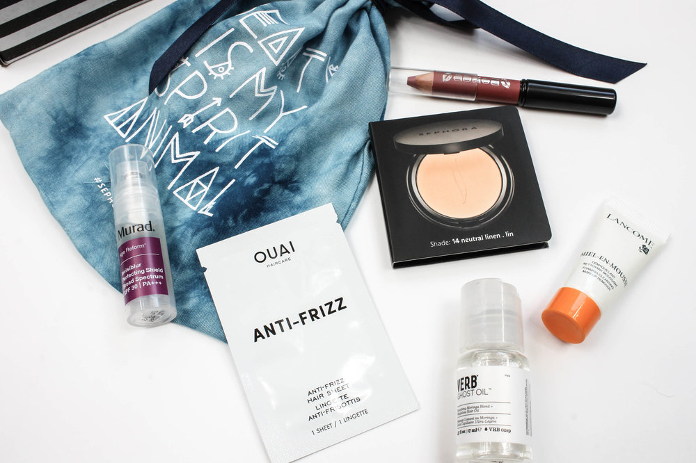 beauty subscription box sephora