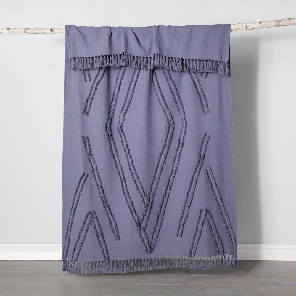 Opalhouse Moroccan Wedding Oversized Throw