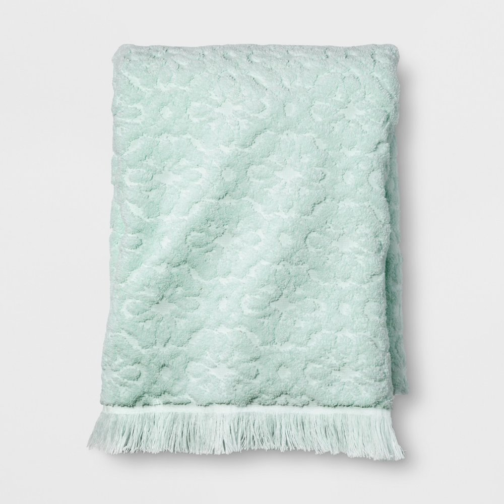 Opalhouse Perfectly Soft Embossed Towel