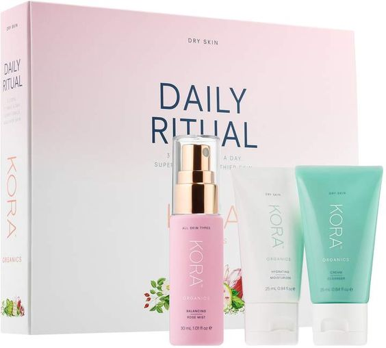Daily Ritual Kit for Dry Skin