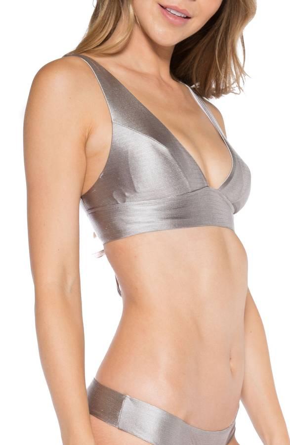 Selena Metallic Bikini
