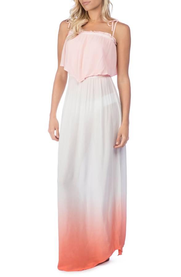 Dip Dye Maxi Dress