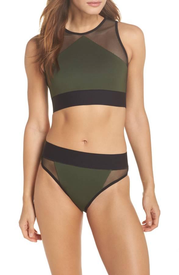 Mesh Sport Bikini