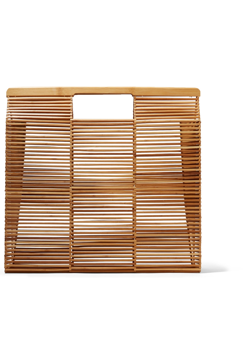 Bamboo Cage Tote