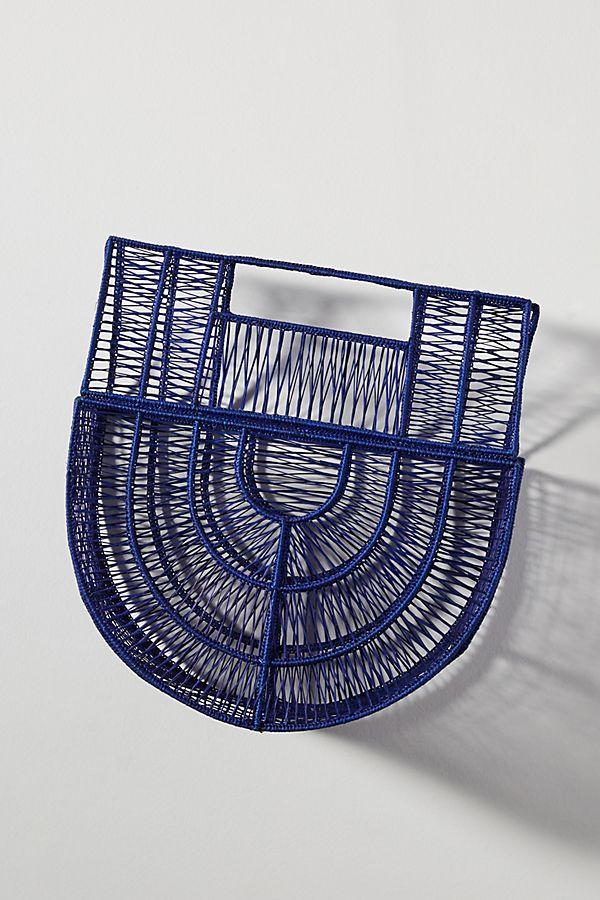 Birdcage Petite Basket Bag