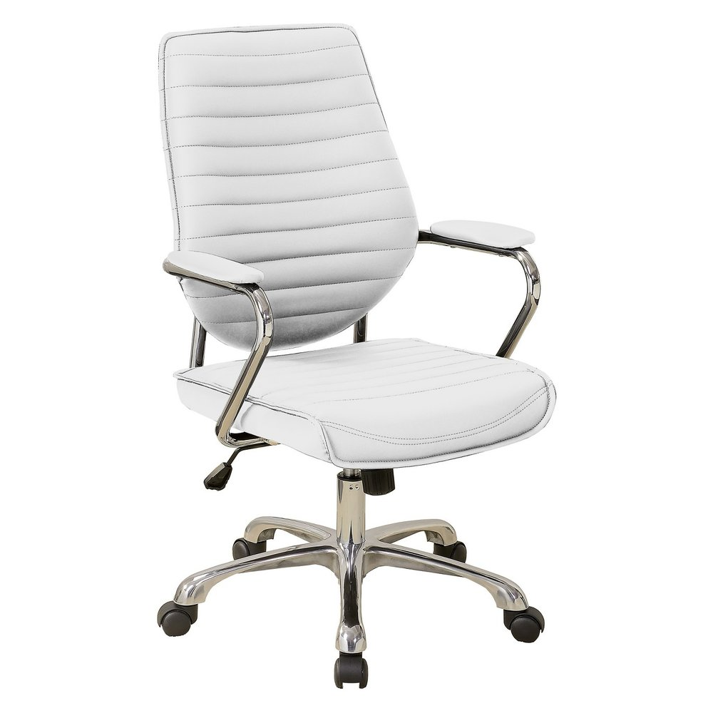 Lopresti Contemporary Leatherette Office Chair