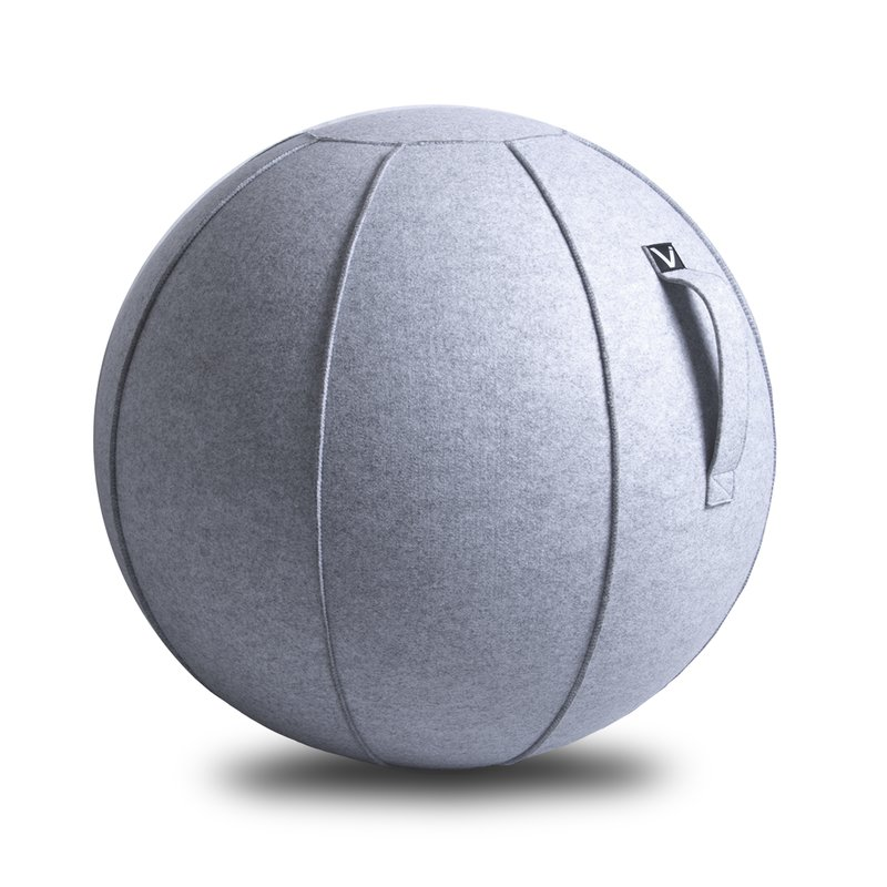 Madyson Anthracite Ball Chair