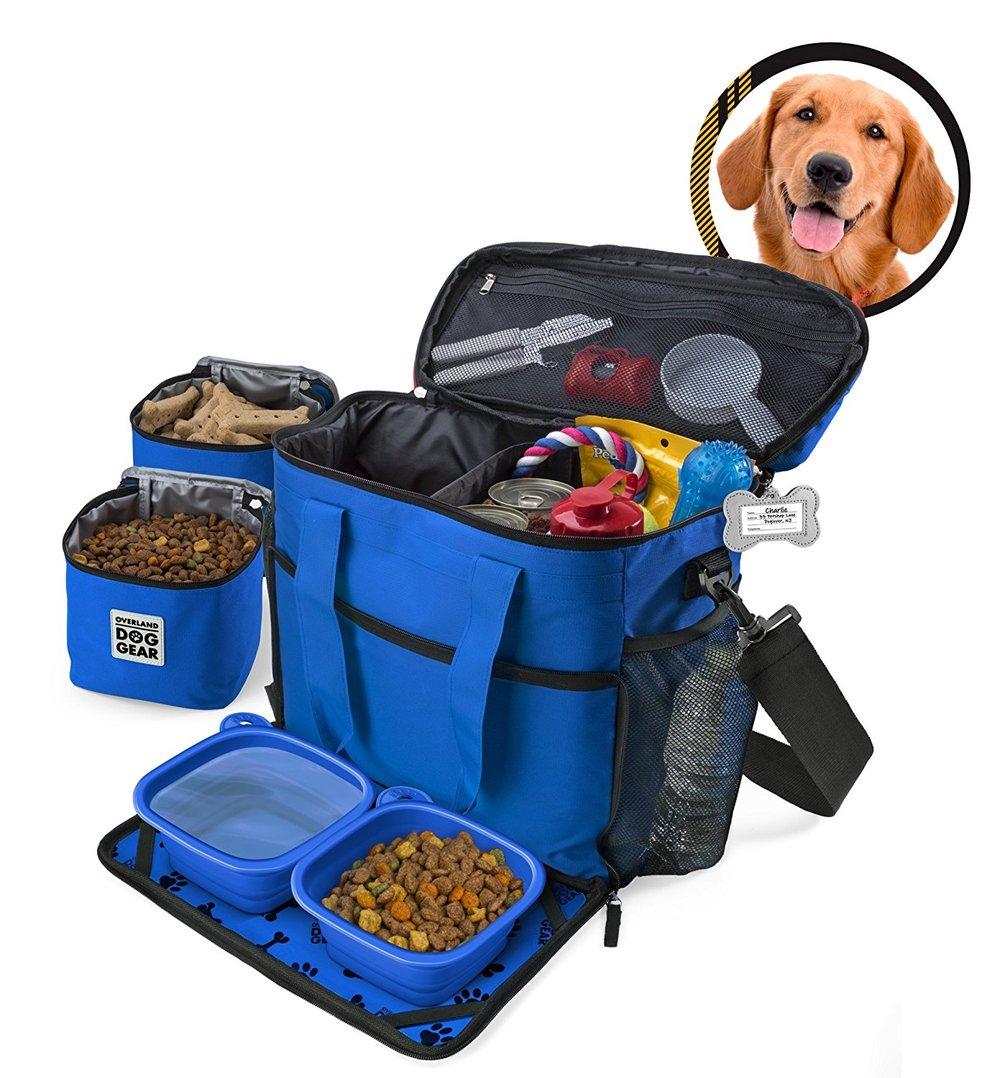 Pet Gear Organizer