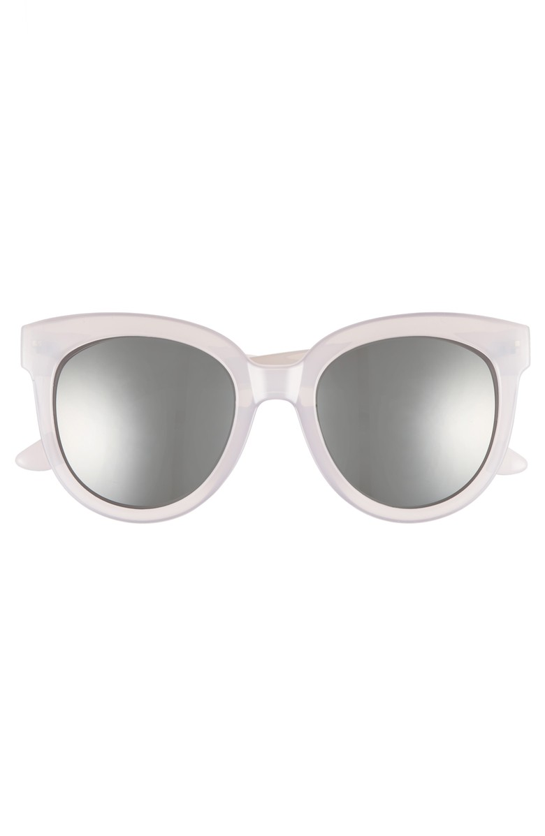 BP Frosted Cat Eye Sunglasses
