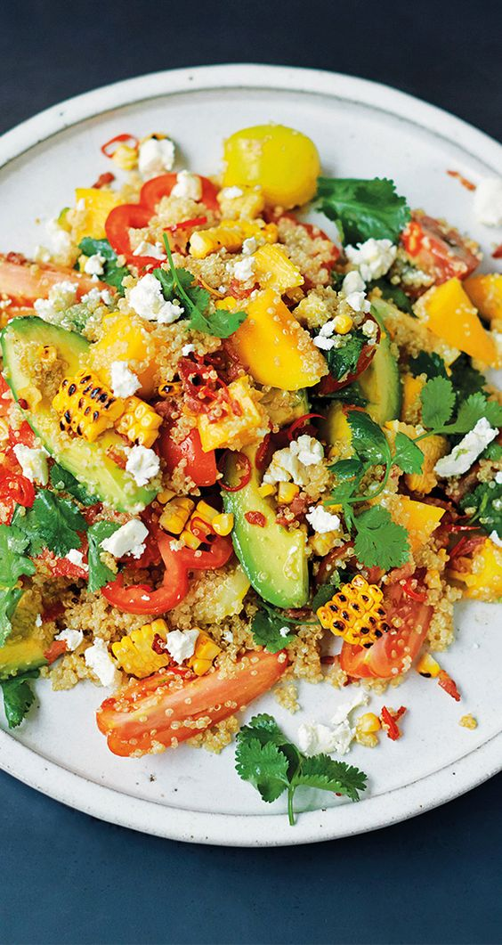grilled corn quinoa salad with mango.jpg