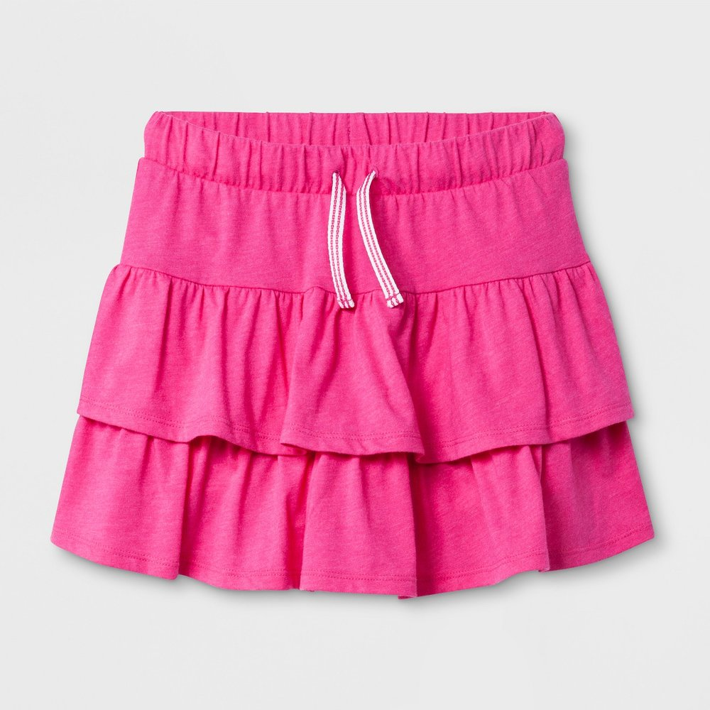 Girls' Ruffled Scooter - $8