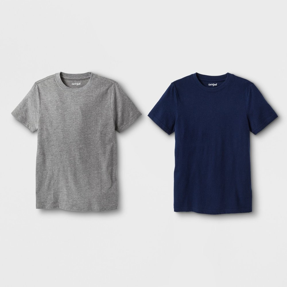 Boys' 2-Pack T-Shirts - $8