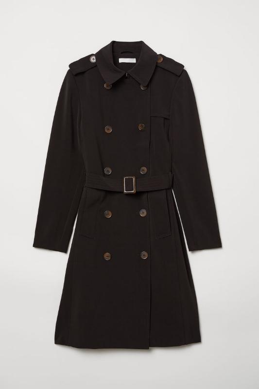 H&M: Trenchcoat - $70