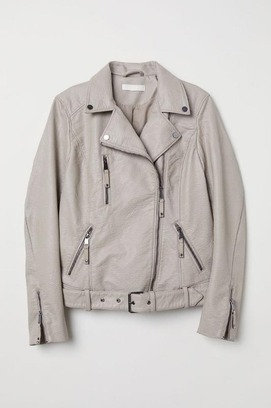 H&M: Biker Jacket - $50