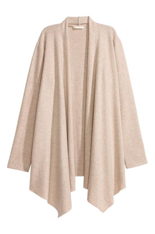 H&M: Fine-Knit Cardigan - $25
