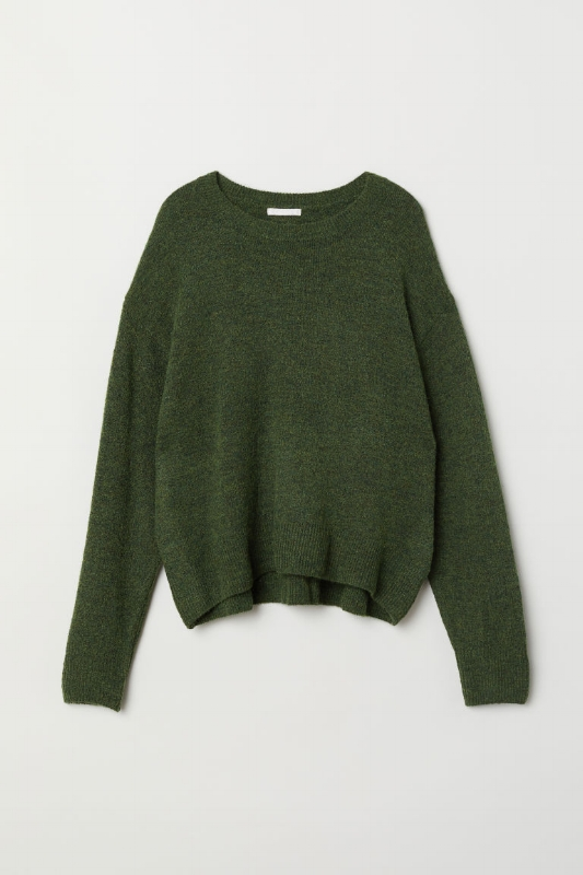 H&M: Knit Sweater - $20
