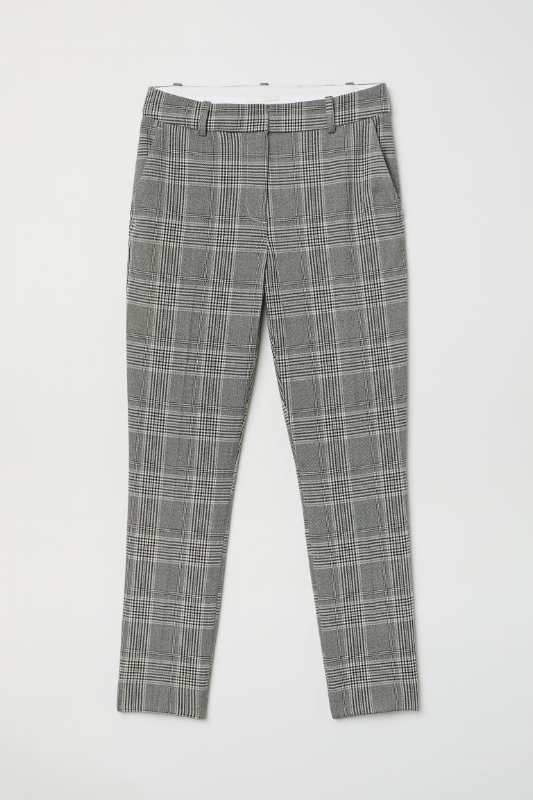 1. H&M: Stovepipe Pants - $30