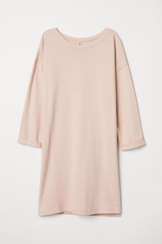 1. H&M: Sweatshirt Dress - $18