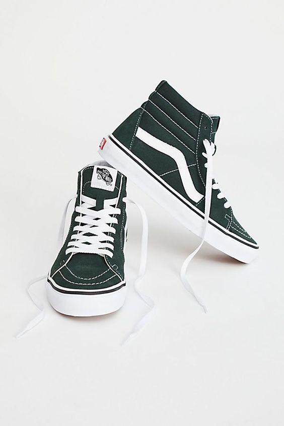 Free People: Vans Sk8-Hi Sneaker - $65