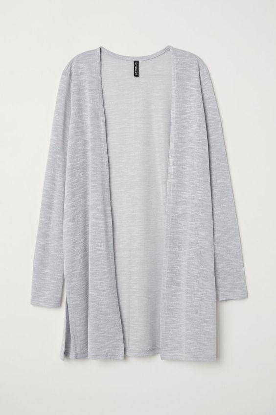 H&M: Fine-Knit Cardigan - $13