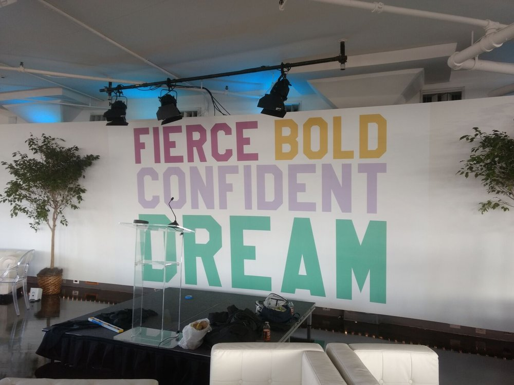 Stage Wall at Tribeca 360