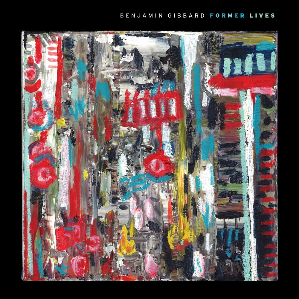 "Benjamin Gibbard ""Former Lives"" Album Artwork"