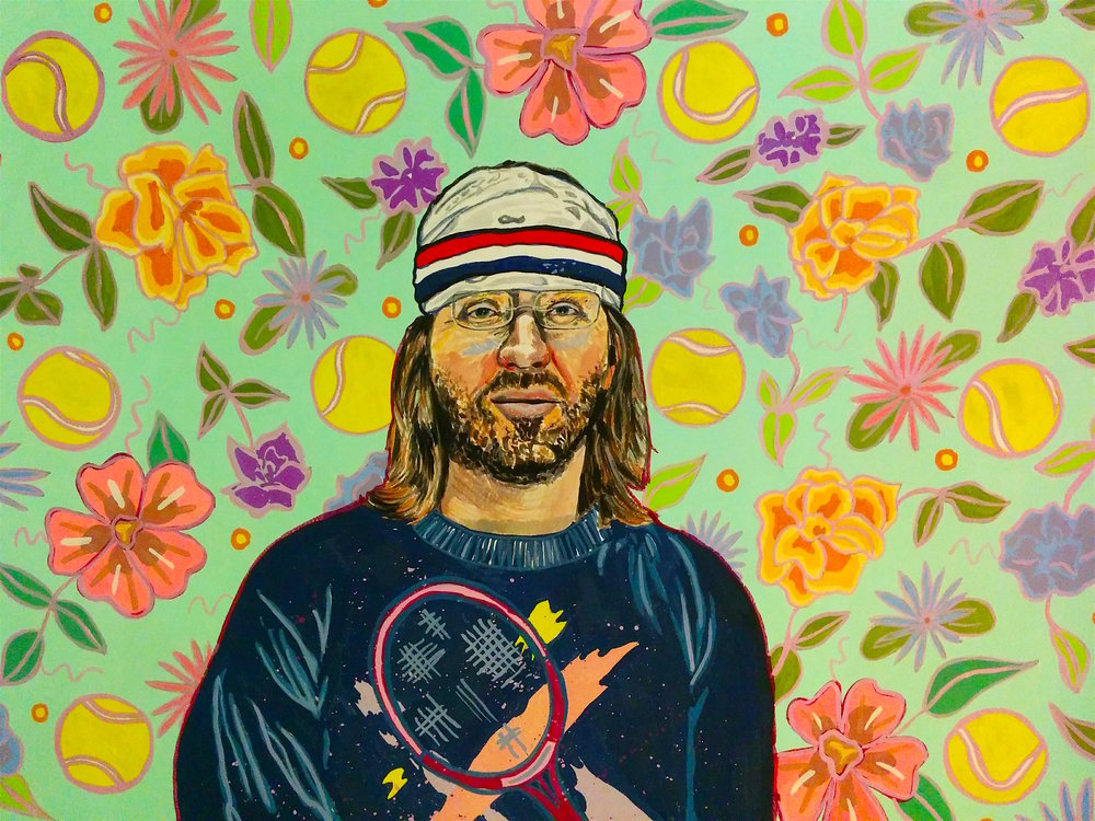 David Foster Wallace for Racquet Magazine