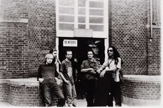 End of rehearsals, Amsterdam 1997