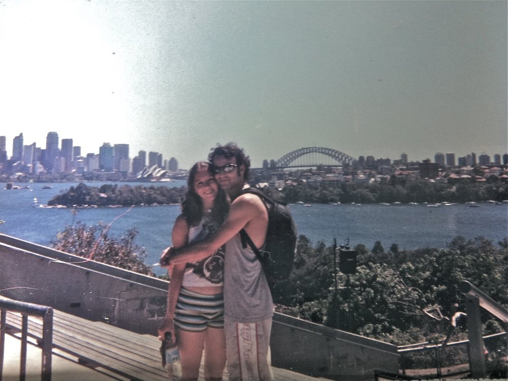 Sydney, Australia, 2001
