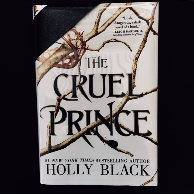 The Cruel Prince has the most gorgeous cover!