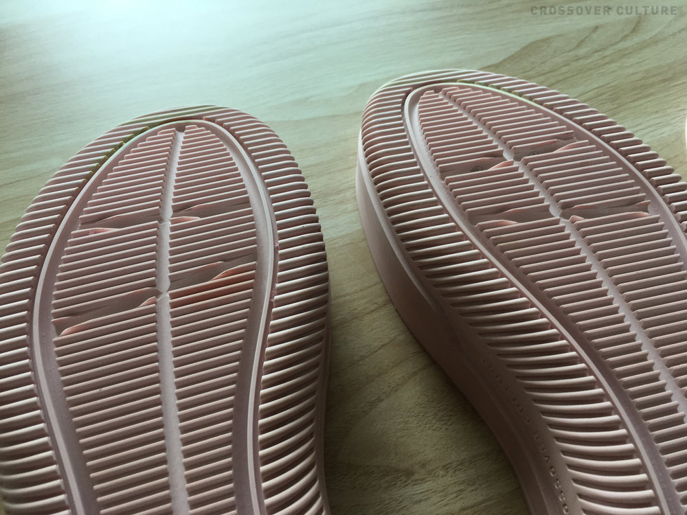 final check models for everyday footwear series