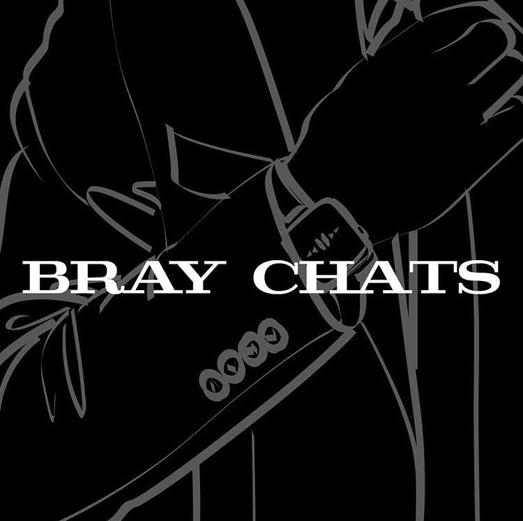 Episode 15 - Tables turned as Matt guest interviews on Bray Chats!