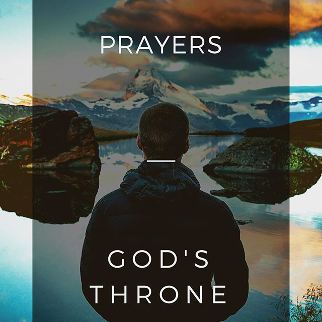 ~ Prayers are what connect you to Gods Throne. ~ { { • Want to reach heaven? • | Start Praying |