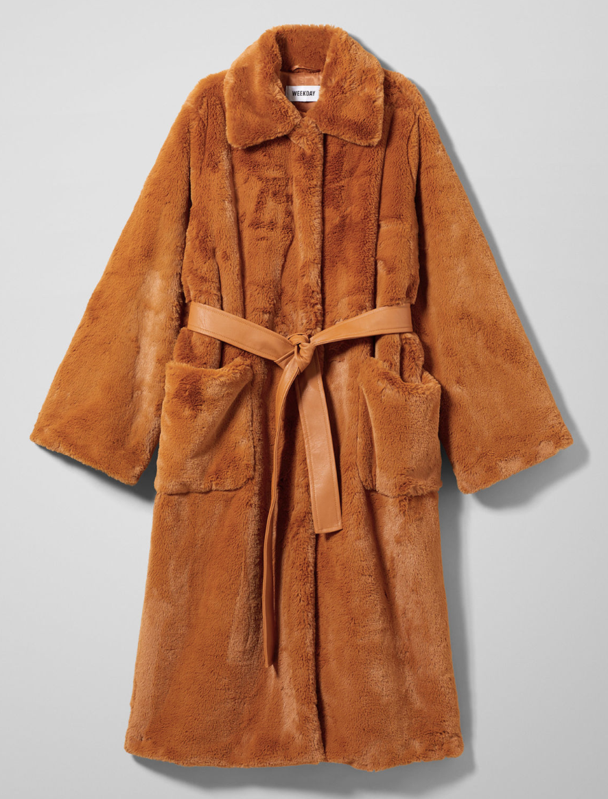 WeekdayClaves Coat - (140€)