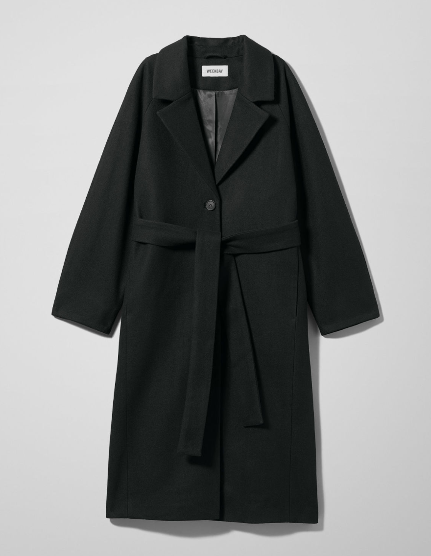 WeekdayVivi Coat - (120€)