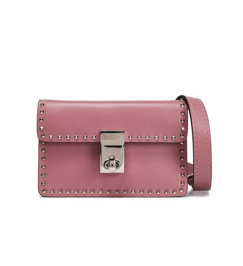 Valentino Studded Leather Shoulder Bag - 428€ (was 712€)