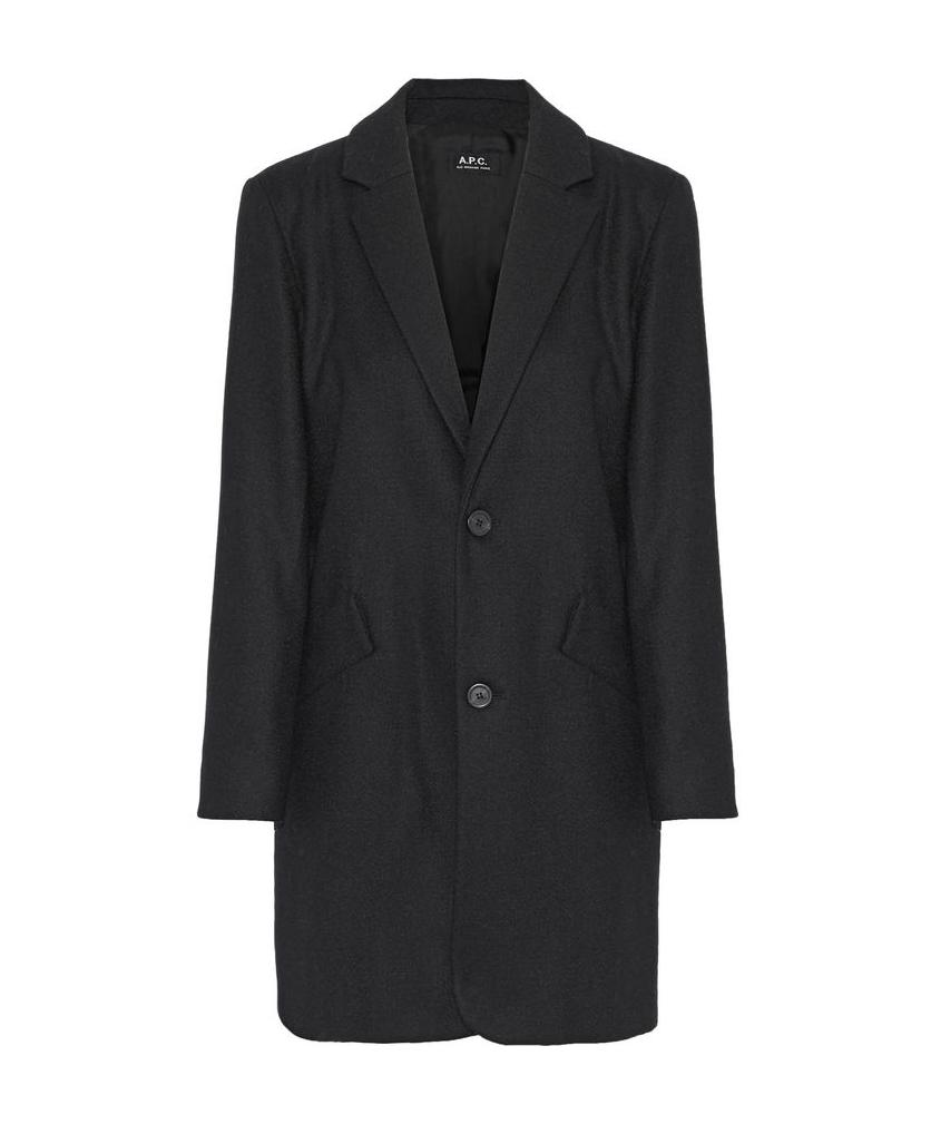 A.P.C. Wool-Felt Coat - 220€ (was 441€)
