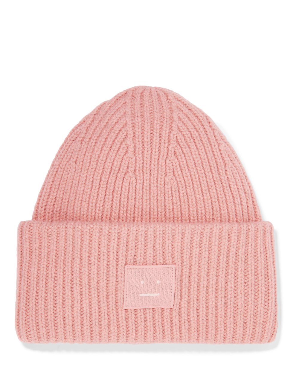 Acne Studios Pansy Face Wool Beanie - 120€