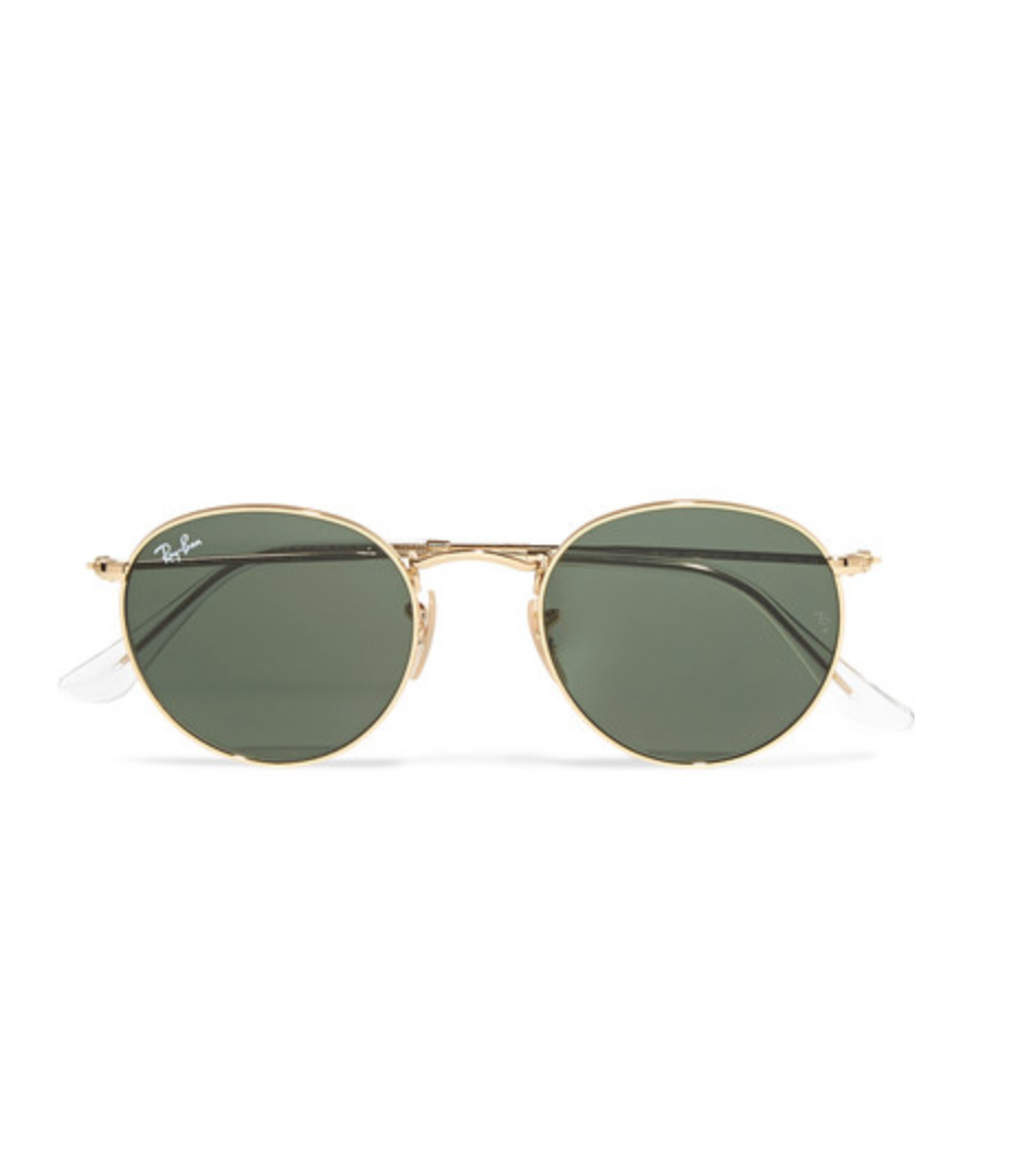 Ray-Ban Round-Frame Sunglasses - 155€