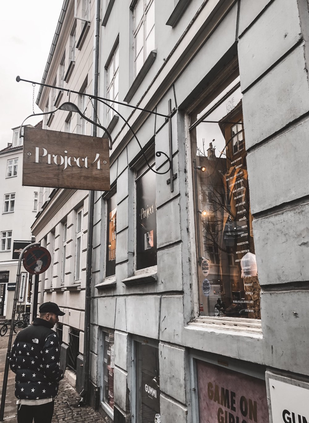 Project 4 - The loveliest little store ever with a good selection of quality brands. (You can also shop online.)