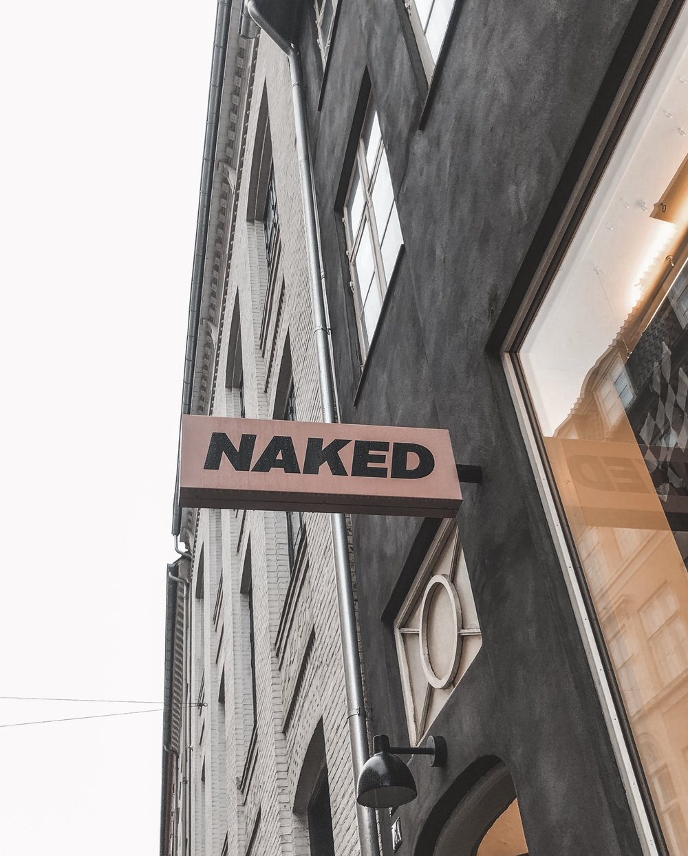 Naked - One of the world's leading women's sneaker suppliers. I remember visiting the store like six years ago when they only had one shop in Copenhagen - the brand has grown massively since then.
