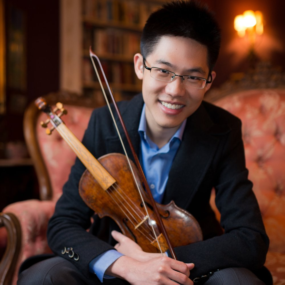 Alan Choo, baroque violin