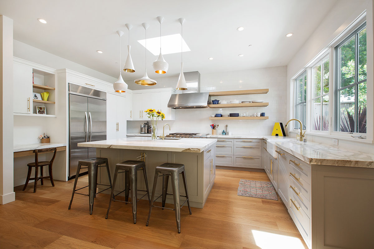 Mill Valley Modern Farmhouse — Craig O\'Connell Architecture