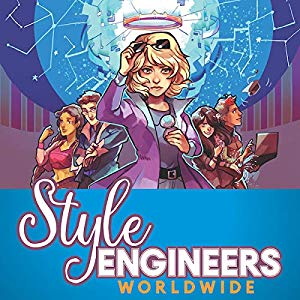 Check out this graphic novel series about the global adventures of 16-year-old Tilly Tailor - a budding fashion designer with a big secret: she has a Ph.D. in Computer Science. Follow Tilly and her best friends as they create a club called The SEWing Circle™ and become their own form of superheroes. It's high fashion, high tech, high stakes, and high school.